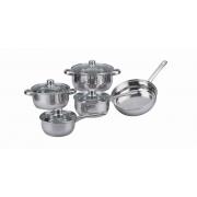 9pcs Cookware Set