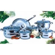 12pcs Cookware Set