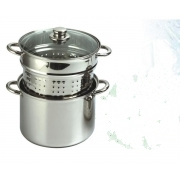 Multi Cooker with Glass Lid