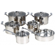 12PCS COOKWARE SET